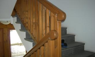 Scale in legno Borzaga - Cavareno - Val di Non
