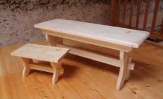 Complementi in legno Borzaga - Cavareno - Val di Non