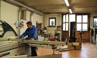 Laboratorio Falegnameria Borzaga - Cavareno - Val di Non