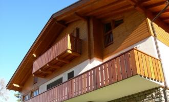 Rivestimenti in legno Borzaga - Cavareno - Val di Non